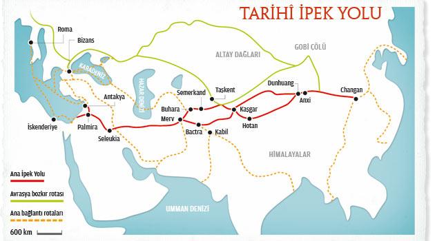Taşkent Oş Kaşgar Karayolu Haritası ile ilgili görsel sonucu